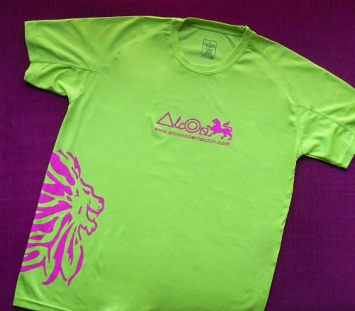 Camiseta ALCON 2013