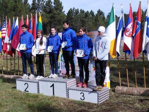 Marina Garcia de ALCON Ganadora en Larga distancia COMOF