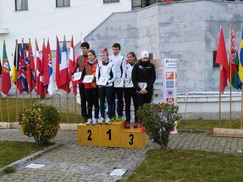 Marina Garcia de ALCON Ganadora distancia Sprint COMOF