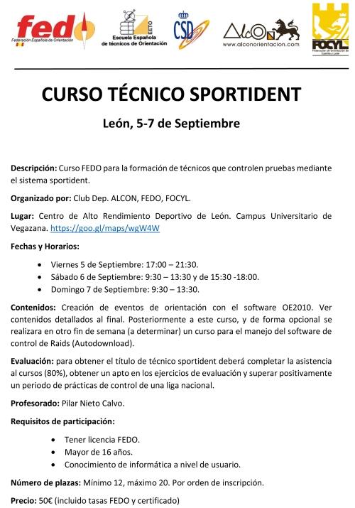 Curso Sportident Leon-1