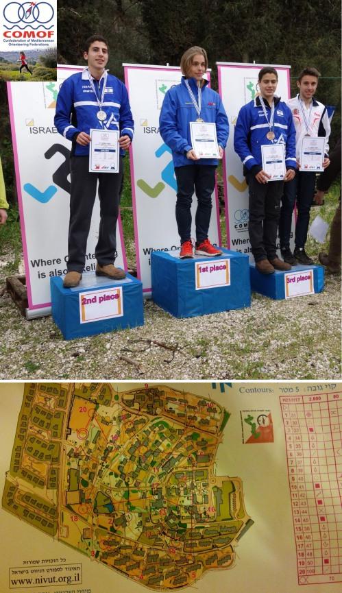 Campeonatos Mediterráneos de Orientación 2015